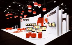 Messestand, IFA 2007 Tatung Netherlands b.v. // Bachmann.Kern & Partner // Solingen