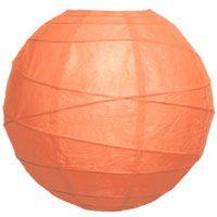 18'' Paper Lantern - Coral $9.00