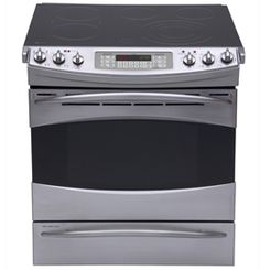 Slide-In Self-Cleaning Gas Convection Range With Bake/Warm/Storage Drawer in Stainless Steel Bbq Kitchen, Kitchen Reno, Kitchen Remodel, Kitchen Design, Kitchen Appliances, Kitchen Ideas, Kitchens, Ottawa, Calgary