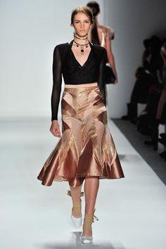 skirt!  Zimmermann RTW Spring 2014