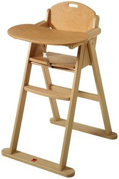 Schardt Chaise Haute Pliable - Laqué Couleur Nature Schardt http://www.amazon.fr/dp/B000UABSVA/ref=cm_sw_r_pi_dp_1NiNub0VMCNBM