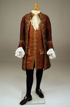 Costume designed by Jenny Beavan for Heath Ledger in Casanova (2005). From Cut! Costume and the Cinema