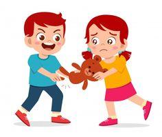 Preschool Classroom Rules, Kindergarten Rules, Kindergarten Portfolio, Brother And Sister Fight, Raksha Bandhan Drawing, Friends Illustration, Kids Graphics, Family Theme, Cute Love Gif
