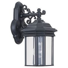 "Sea Gull Lighting SEA-8835-12 Hill Gate Single-Light Hill Gate Outdoor Wall Lantern by Sea Gull Lighting. $170.00. Sea Gull Lighting 8835-12Single-Light Hill Gate Outdoor Wall LanternCollection: Hill GateCategory: Outdoor Wall LanternNumber of Bulbs: 1Dimensions: W:7 1/2with "" H:13 1/2with "" E:9with ""UL Listing: UL WetcUL Listing: cUL Wet"