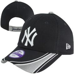 b834d6f73827d New Era New York Yankees Vadazzle 9FORTY Adjustable Hat - Navy Blue by New  Era.