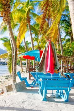 Island Hopping in St. Thomas and St. Martin on the Royal Caribbean Oasis of the Seas. Royal Caribbean Oasis, Caribbean Cruise, Dream Vacations, Vacation Spots, Romantic Vacations, Italy Vacation, Romantic Travel, Beautiful Places To Visit, Beautiful Beaches
