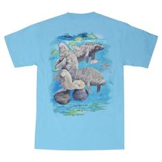 online shopping for SeaWorld Guy Harvey Exclusive Manatee Blue Adult Tee from top store. See new offer for SeaWorld Guy Harvey Exclusive Manatee Blue Adult Tee Guinea Pig Toys, Guinea Pigs, Muscle Shirts, Mens Big And Tall, Sea World, Horse Care, Short Sleeve Tee, Graphic Tees, Manatees