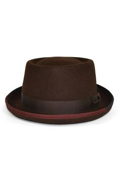 Makins Hats 'Castleberry' Pork Pie Hat