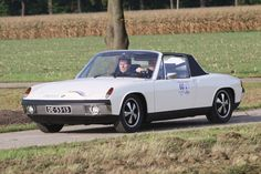 client with his Porsche 914-6 @ Rally