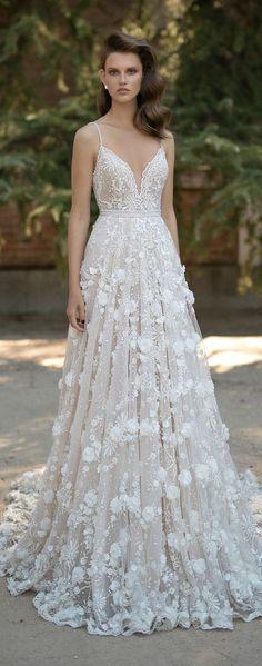 312 best Wedding dresses by Berta images on Pinterest   Alon livne ...