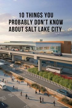 If there's one thing everyone knows about Salt Lake, it's this: It's beautiful. A year-round-drop-dead-gorgeous-manicured-city-with-majestic-mountains-for-a-background kind of beautiful. Salt Lake City Airport, Salt Lake City Utah, Mountain America, National Forest, Plan Your Trip, Lodges, Best Hotels, State Parks, Road Trip