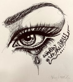 Eyes are the window to the Soul | Low Brow - Pop Surrealism & New ...