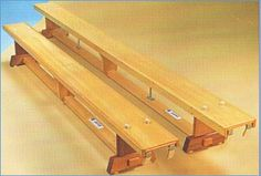 Balance Benches - we had them and they are still in schools today