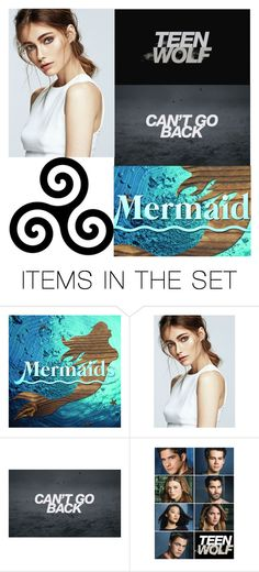 """'Queen of the Waves' Sung By: T-Marie in Barbie in a Mermaid Tale"" by geminiemerald91 ❤ liked on Polyvore featuring arte"
