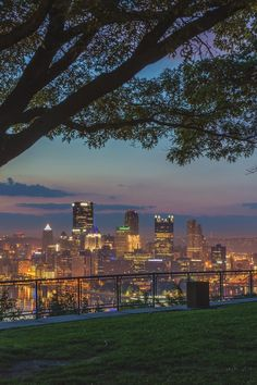 """visualechoess: """" Pittsburgh skyline - by: Dave DiCello """" Pittsburgh Skyline, University Of Pittsburgh, Pittsburgh Pa, Pittsburgh Bridges, Minneapolis Skyline, San Francisco Skyline, Beautiful Places, Amazing Places, Scenery"""