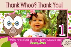 Thank you photo pictures 1 year. $17.99, via Etsy.