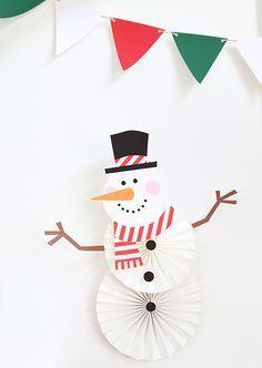 ポップコーンケース サンタが入る煙突デザイン クリスマス風