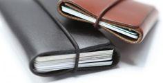 Moneywrap - minimalist cash and cards holder by Daycraft