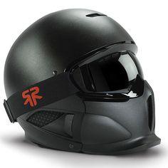 "RG-1 Core Helmet ""Protect The Head & Eyes"""
