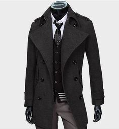 I know its a mens coat however I really love the collar whats everyones thoughts??