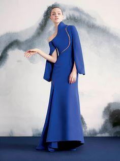 art nouveau: sasha pivovarova by ben toms for v #95 summer 2015