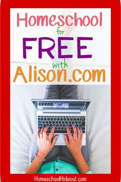 Where has this been all my life! A list of ELECTIVES so you can homeschool for FREE using Alison! Mind=blown!!! Kids Educational Crafts, Educational Board Games, Science Crafts, Educational Websites, Science For Kids, Educational Technology, Curriculum Planner, Homeschool Curriculum, Homeschooling