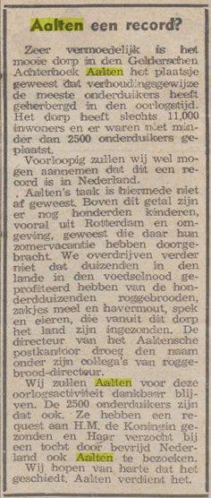 DagbladTrouw 9 juni 1945