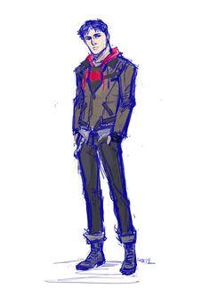 Jayson Todd - Red Hood