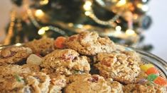 This recipe is special to me. My grandpa used to bake for us kids all the time and that is why I love baking so much. These gumdrop cookies were his specialty. They bring me so much comfort along with good memories. They're so soft, chewy, and delicious. They are perfect for the holidays and the guest will be begging you for the recipe.