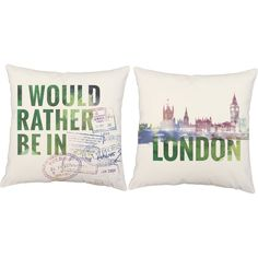 Rather Be In London
