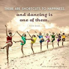 Happiness is Dancing!