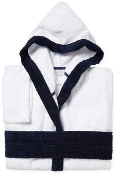Contrasting Bath Robe