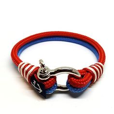 British Nautical Bracelet by Bran Marion