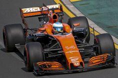 2017 McLaren MCL32 - Honda (Fernando Alonso)