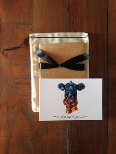 Hildie Collection Notecard Set, made in the USA $12