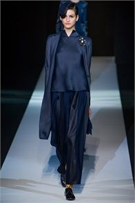 Giorgio Armani - Spring Summer 2013 Ready-To-Wear - Shows - Vogue.it