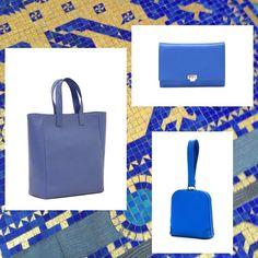BLue FedoraMi bags