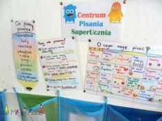 Edukacja językowa - Centrum Pisania SuperUcznia ~ Nauka i zabawa z dzieckiem - W mojej klasie