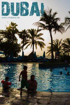 Dubai für Familien - einfach wunderschön. Dubai ist gerade im Sommer ein tolles Reiseziel für Familien mit Kindern - u.a. weil Hotels und Flüge bezahlbar sind. Weitere Tipps für eine Reise nach Dubai findet ihr auf www.mrsberry.de