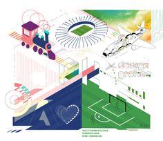 Job: Ilustra Copa 2014 Cliente: PK Treinamentos Design: Luis Balboa