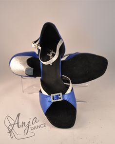 Variety of heel heights available. Sizes from EU to EU Other sizes available to order. Available in other colours. For current prices and to order visit the website. Tap Shoes, Dance Shoes, Wedding Shoes Bride, Pretty Shoes, Blue Satin, Something Blue, Silver Glitter, Comfortable Shoes, Character Shoes