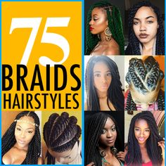braided hairstyles pictures