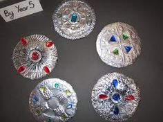 anglo saxon art activities - Google Search