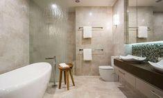 Master Bathroom Shower Design Ideas, Pictures, Remodel and Decor Bathroom Seat, Master Bathroom Shower, Bathroom Interior, Bathroom Table, Neutral Bathroom, Douche Design, Bathroom Design Inspiration, Design Ideas, Glass Shower Doors