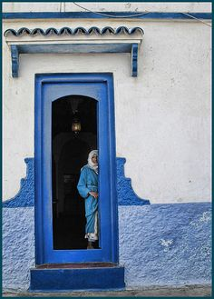 Tangier, Morocco by shadowplay, via Flickr