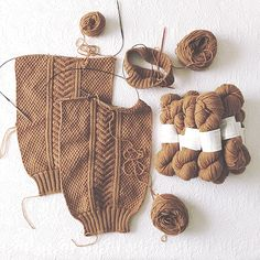 Days like these deserve knitting like this