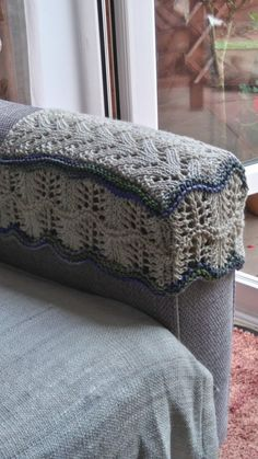 Free Crochet Chair Arm Cover Patterns | Crocheted Arm ...
