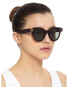 12b70b88f2c Grey Ant  DISKOV Cat Eye Sunglasses (item view - 4) Accessories Shop