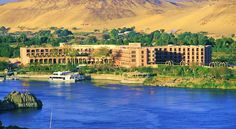 Resort LTI Pyramisa Isis Island, Aswan, Egypt - Booking.com