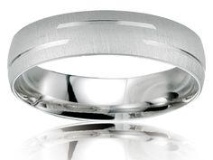 anneau Blanc, Alliance de mariage Carene 5,5, Alliance Breuning, 48/07042-56G14K